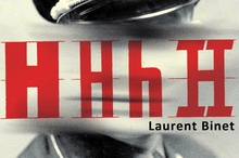 Book cover of HHhH by Laurent Binet. Photo / Supplied