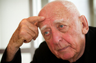 Designer, cartoonist and columnist Peter Bromhead ponders on hard-boiled eggs. Photo / Greg Bowker