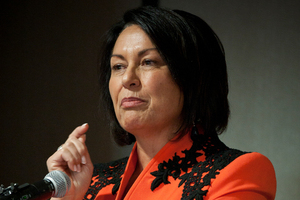MP Hekia Parata. Photo / NZ Herald