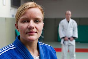 New Zealand's newest Olympian Moira de Villiers. Photo / NZ Herald.