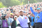 Tiger Woods.  Photo / File