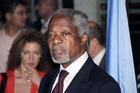 Kofi Annan. Photo / AP