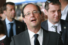 Francois Hollande has ignored laws to travel by train. Photo / AP