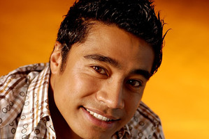 Pua Magasiva is furious. He says The Edge recorded him in secret at the Shortland St party while he was drunk. Photo / Supplied
