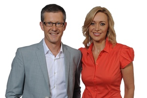 Presenters from TVNZ's Fair Go program.