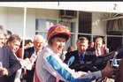 Jockey Shane Anderton. Photo / Fred Freeman