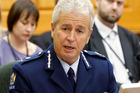 Police Commissioner Peter Marshall says he would not apologise for the investigation, arrests and prosecution of the Urewera Four. Photo / Mark Mitchell