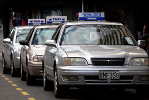 The New Zealand Transport Agency is reviewing the licensing system for taxi drivers. Photo / Brett Phibbs