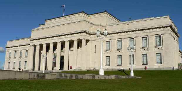 Auckland War Memorial Museum is worried a proposed law change which will make it difficult to receive donated items. Photo / Supplied