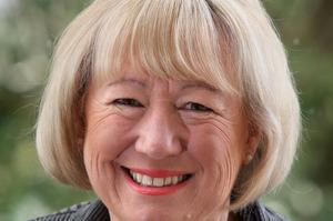 Former Auckland Mayor Christine Fletcher. Photo / Natalie Slade