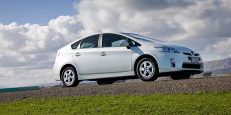 The polarising wedge look of the first 'real' production Prius helped make it a household name. Photo / Supplied