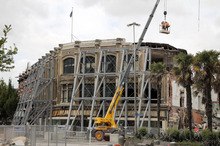CERA head Roger Sutton says the strategy is an essential part of the rebuild. Photo / Geoff Sloan