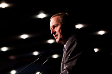 Prime Minister, John Key. File photo / Paul Estcourt