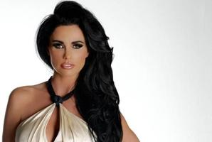 Katie Price doesn't care if the public likes her new lingerie line or not. 'If you like it, buy it. If you don't, don't buy it.' Photo / Supplied