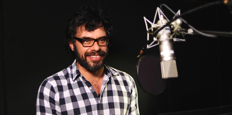 'There's a bad guy in all of us but my concern was how bad a badass I would be.' - Jemaine Clement. Photo / Supplied