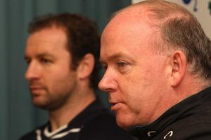 Declan Kidney. Photo / NZ Herald.