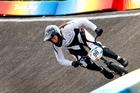 New Zealand Olympic BMX rider Sarah Walker. Photo / Kenny Rodger
