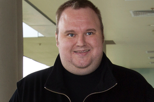 Attempts by Kim Dotcom's legal teams to have criminal charges against him in the US thrown out have been unsuccessful. Photo / Brett Phibbs