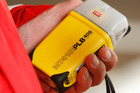 An emergency locator beacon. Photo / Greg Bowker