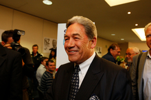Winston Peters of New Zealand First. Photo / NZ Herald