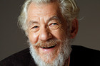 Sir Ian McKellen. Photo / Supplied