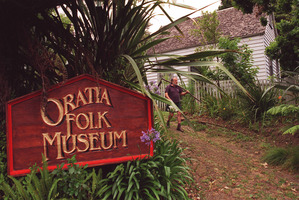Oratia Folk Museum. File Photo / NZ Herald