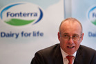 Fonterra chariman Sir Henry van der Heyden. Photo / Richard Robinson
