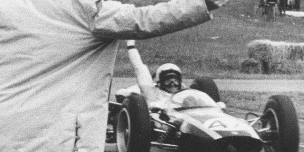 Bruce McLaren's victory in Monaco led him to more international wins. Photo / File