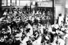 Crowded classrooms where the teacher barely moved from the front of the class were once the norm in New Zealand schools. Photo / Supplied