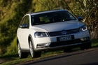 VW Passat Alltrack. Photo / David Linklater