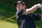 Southland golfer Vaughan McCall (pictured) has overtaken Ben Campbell to be ranked No 1 in the New Zealand men's amateur ranks. Photo / Steven Parker.