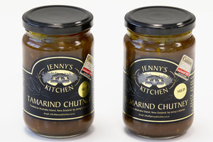 Jenny's Kitchen Tamarind Chutney. Photo / Supplied