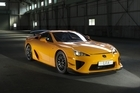 Toyota's skite video of its extremely impressive limited edition Nurburgring Lexus LFA.