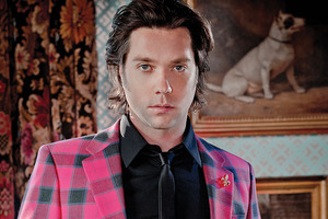 Rufus Wainwright is coming to New Zealand in September for one show only.  Photo / Supplied
