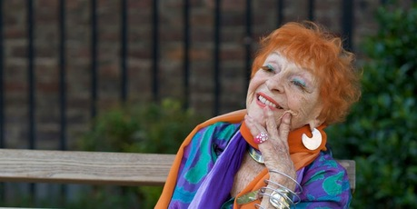 Ilona Royce Smithkin doesn't let age get in the way of fashion. Photo / Supplied