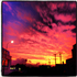 Instagram photo of the sunset tonight. Photo / Natalie Slade
