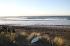 South Taranaki's surf highway is studded with great spots to get out on the water. Photo / James Russell