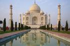 The Taj Mahal. Photo / Jim Eagles