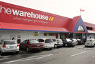 Warehouse Group is looking to raise revenue by selling property on a sale and leaseback basis. Photo / NZH