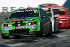 Greg Murphy during race two of the V8 Supercars at Barbagallo Raceway in May. Photo / Getty Images