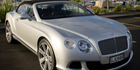 View: 2012 Bentley Continental GTC