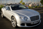 Bentley Continental GTC 29 May 2012 Driven Magazine photo by Ted Baghurst