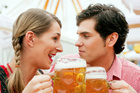 Scientists have found benefits to drinking beer.  Photo / Thinkstock