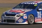 Rising Ford star Tim Slade will have a fresh look at the Darwin V8s next week. Slade will campaign a special NASCAR-inspired paint scheme which he is keen to see at the head of the field.