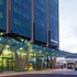Novotel Auckland Airport Entrance - Holmes Consulting Group Tourism and Leisure Property Award.