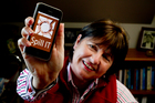 Karen Renner says the text-message service is not anti-alcohol but is more about reducing harm.  Photo / Dean Purcell
