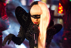 Fans will be lining up early, hoping to be chosen to meet Lady Gaga. Photo / AP