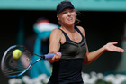 Russia's Maria Sharapova. Photo / AP