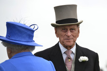 Prince Philip, Duke of Edinburgh. Photo / AP