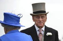 Prince Philip, Duke of Edinburgh. Photo / AP